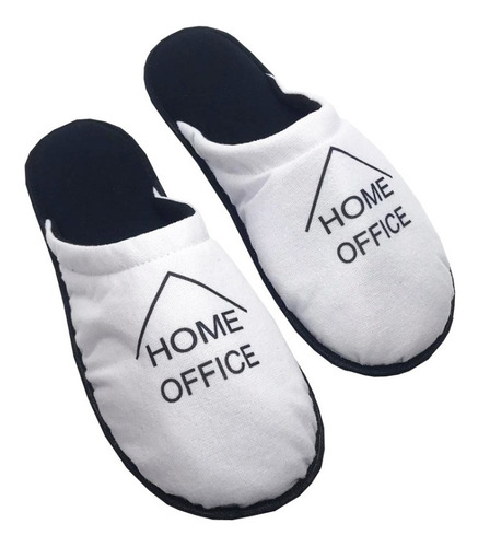 kit 13 pares pantufa 1027 home office sua logo personalizada