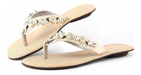 e8a00e070 Sand lia Rasteira Tanara Linda E Colorida!!! ( Cx.13) - Sapatos com ...