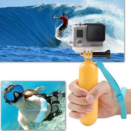 kit 14 en 1 accesorios surf go pro hero sjcam puluz