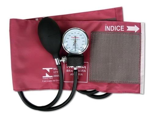 kit 14 enfermagem com necessaire -vinho- premium - incrível!