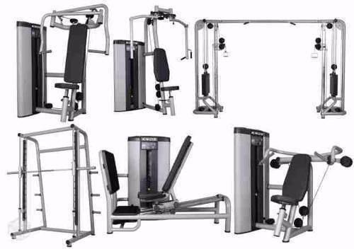 kit 140 projetos de aparelhos profissionais para academia