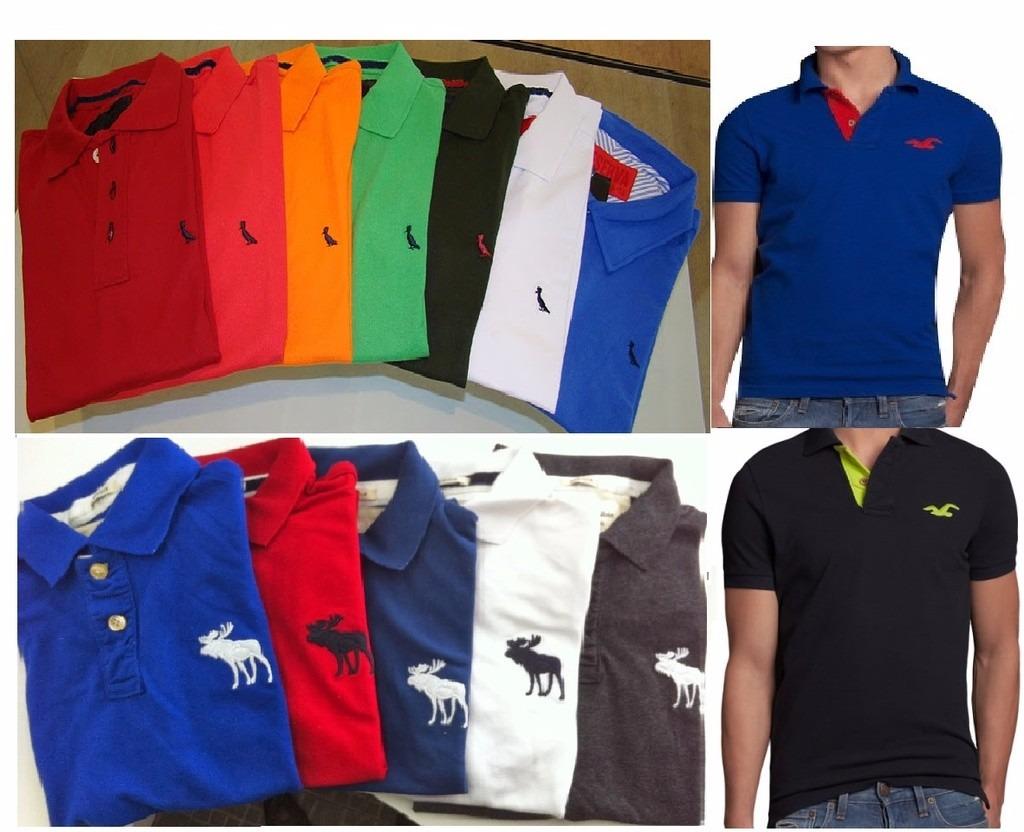 Kit 15 Camisa Camiseta Polo Preço - R  493 390563e7c9c10
