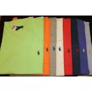 Kit 15 Camisetas Básicas Polo Ralph Lauren (frete Grátis) - R  279 ... f0a7ca615b5