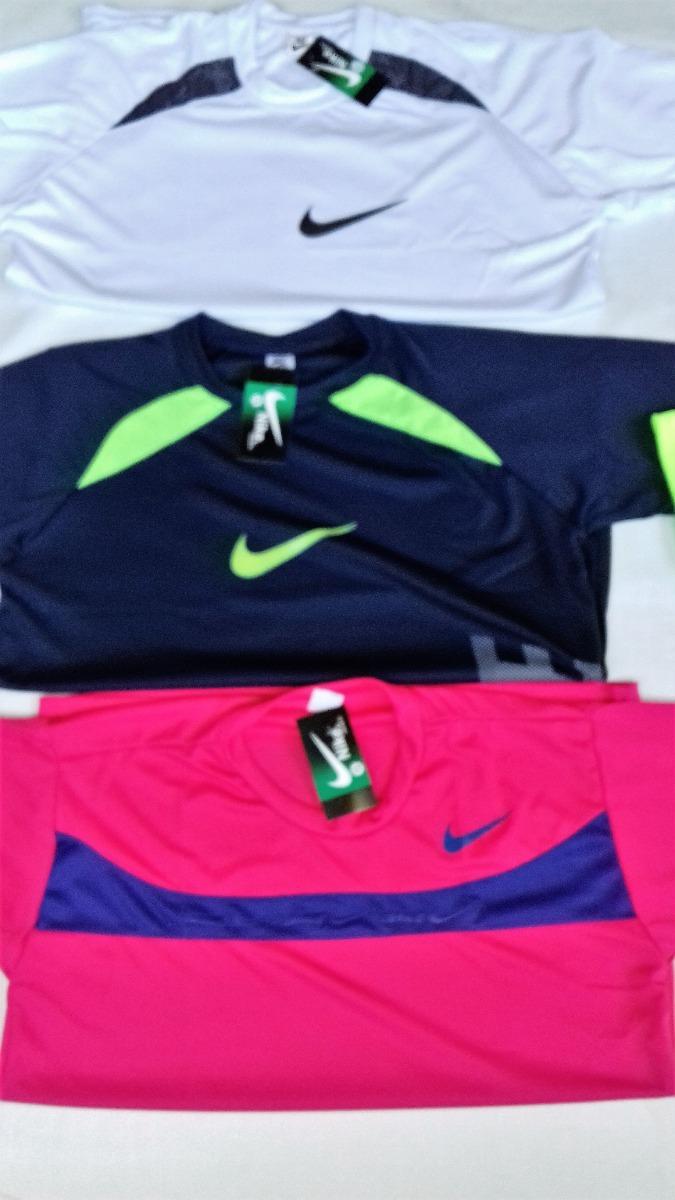 9f8324b968 Kit 15 Camisetas Camisas Masculinas Dry Fit Nike Academia - R  189 ...