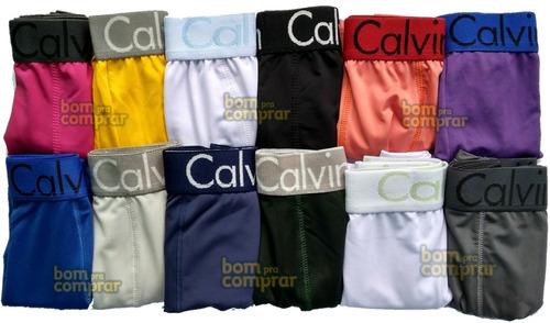 kit 15 cuecas box boxer calvin box frete grátis + brinde!!!!