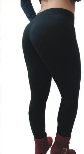 kit 15 legging leg suplex grossa flanelada alta academia