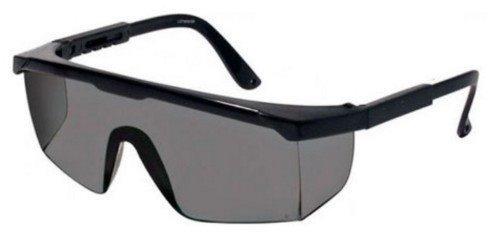 Kit 15 Óculos De Segurança Jaguar Cinza Fumê Epi Kalipso - R  50,00 ... 15c05ec588