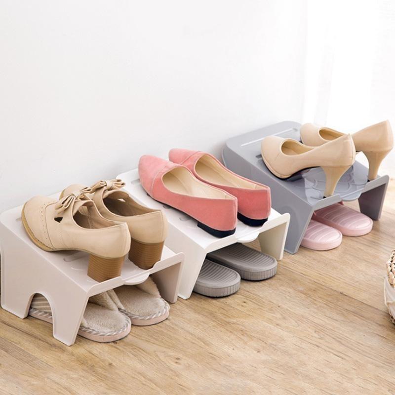 ae76e317b kit 15 organizador de sapato sapateira modelo novo promoção. Carregando  zoom.