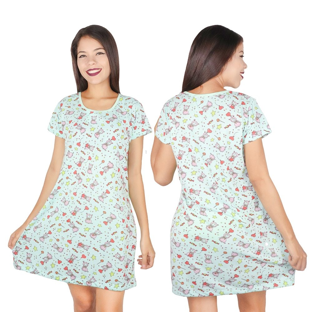 fa1c728c1 kit 15 roupas dormir feminino algodao camisola revenda. Carregando zoom.