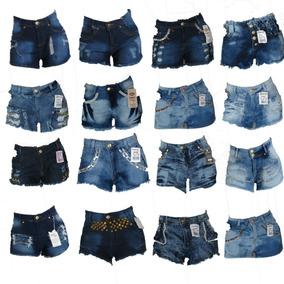 6c45dd3bf Shorts Jeans Feminino Atacado 15 Reais - Shorts Jeans para Feminino ...