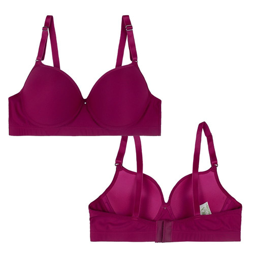 kit 15 sutiãs plus size microfibra roupas femininas atacado