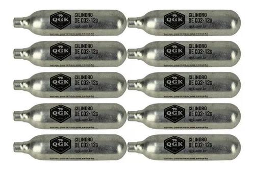 kit 1500 esferas aço 4,5mm + 10 ampolas c.o.2 airgun