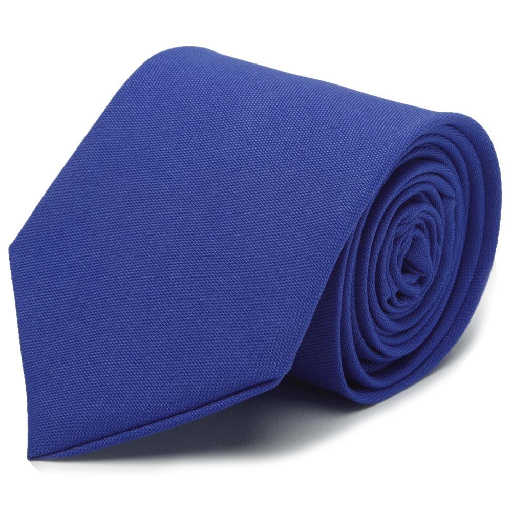 Kit 16 Gravatas Azul Royal Fosca Sem Brilho Para Padrinhos - R  158 ... ce63904f687