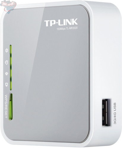 kit 16 - roteador 3g/4g portatil tp-link tl-mr3020 sel sedex