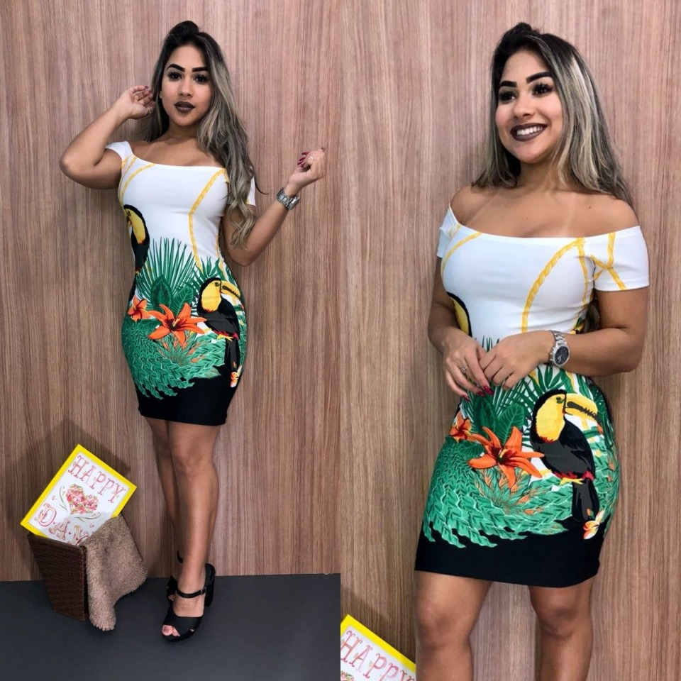 589dea526f Kit 16 Vestidos Roupa Revenda Feminina Atacado Moda Girassol - R ...