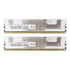 Kit 16gb (2x8gb) Ddr2 Fb-dimm Pc5300 Ecc Servidor Mac Pro