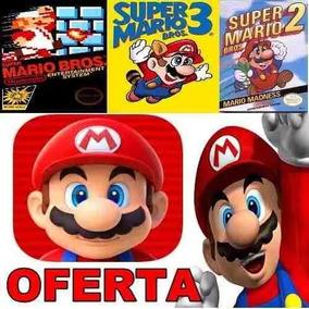 Kit 17 Juegos De Mario Bros Para Pc En Oferta
