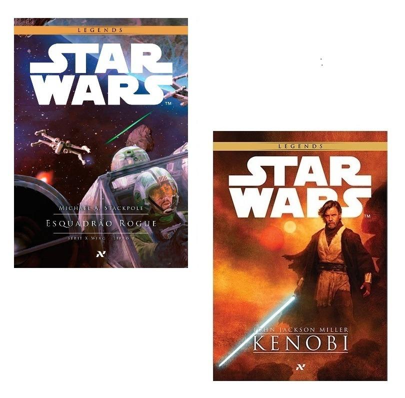 c8217af99 kit 17 livros star wars + coleção action figures ! Carregando zoom.