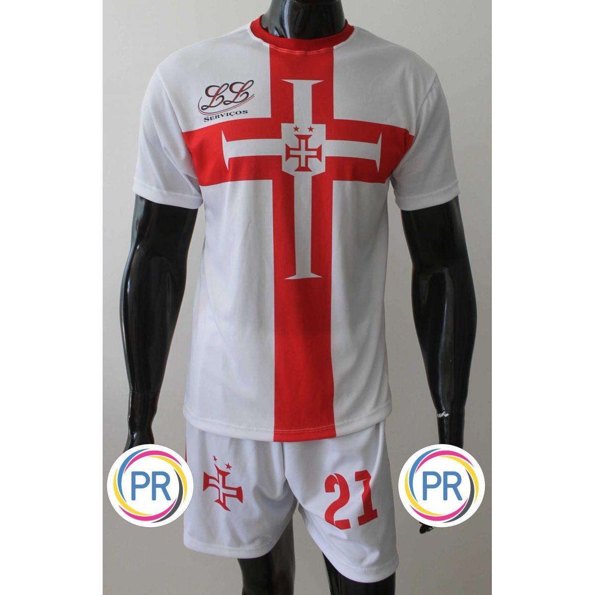 kit 17 uniformes esportivo personalizado. Carregando zoom. 5e9ab26049409