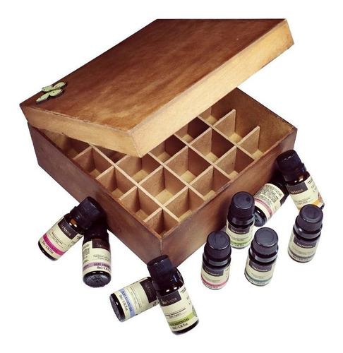 kit 18 essências 10ml via aroma coleção word brinde caixa