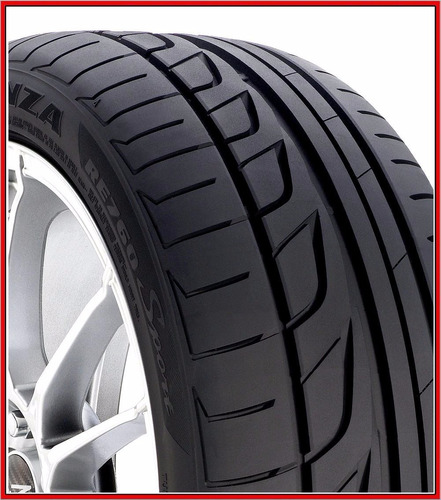 kit 2 225/45 r17 potenza re760 bridgestone en arturo caseros