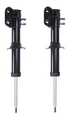 kit 2 amortecedores dianteiro dir/esquerdo chery qq 2011+
