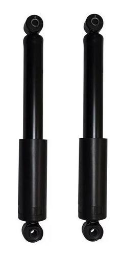kit 2 amortecedores traseiro dir./esquerdo chery qq +15
