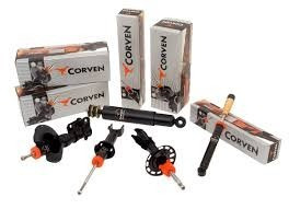 kit 2 amortiguador corven plus ford ecosport delantero 4x2
