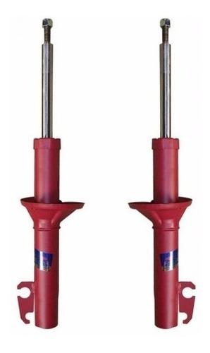 kit 2 amortiguador del fric rot ford escort coupe xr3 91/95
