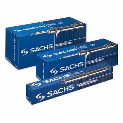kit 2 amortiguadores del sachs renault clio 1,9 diesel 4363