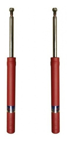 kit 2 amortiguadores delantero fric rot volkswagen gol power