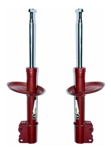kit 2 amortiguadores delanteros fric rot logan /10-2013