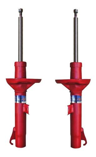 kit 2 amortiguadores delanteros vw pointer 1996-1997