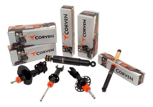 kit 2 amortiguadores traseros corven dodge journey 2008/2010