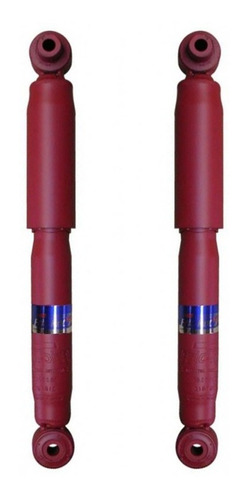 kit 2 amortiguadores traseros fric rot renault megane 1