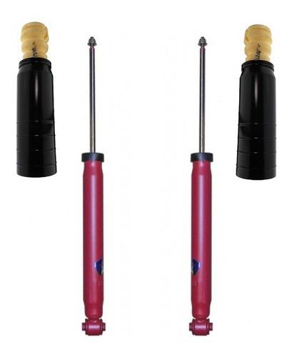 kit 2 amortiguadores traseros reforzado fric rot peugeot 408