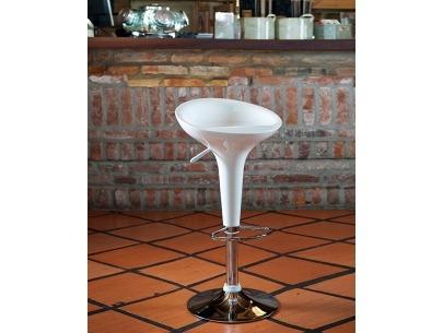 kit 2 banqueta cozinha bar abs giratória altura ajustável
