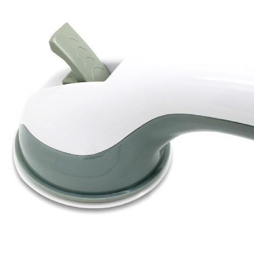 kit 2 barra de apoio portátil p/ idosos deficientes banheiro