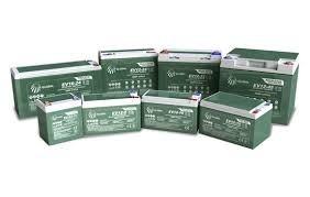 kit 2 bateria gel global 12v 10ah ciclo profundo ev12-10