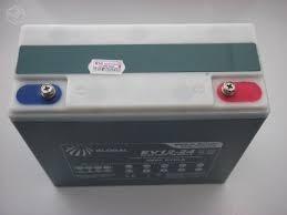 kit 2 baterias 12v/24ah ciclo profundo 6-dzm-20 selada