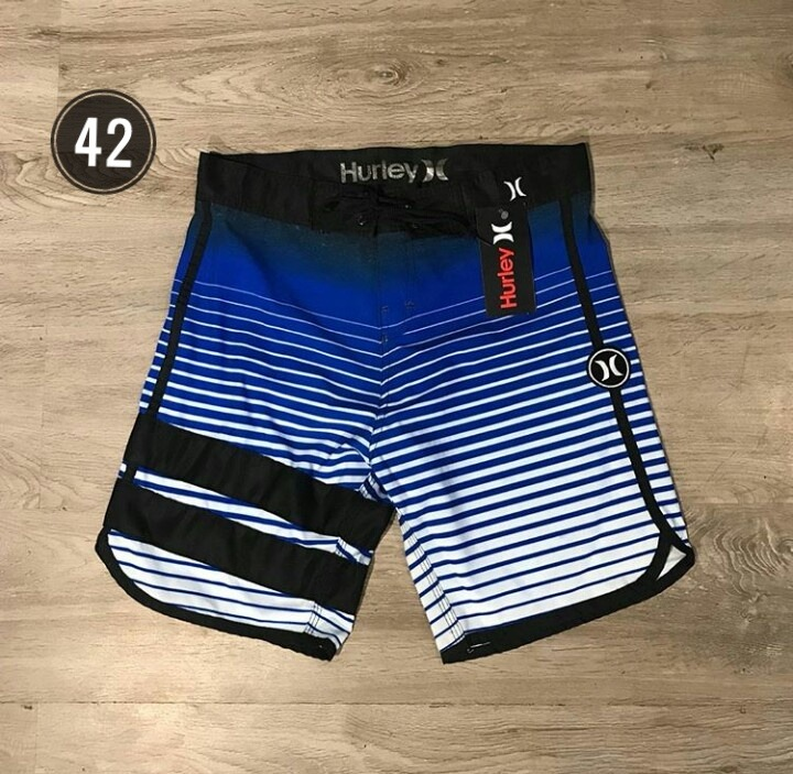 Kit 2 Bermudas Shorts Hurley Pantom Elastano Surf Promoçao - R  120 ... 898d35689d7