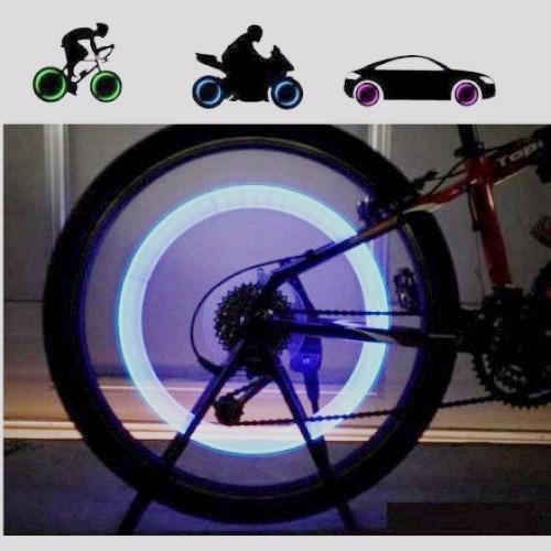 kit 2 bicos neon led luz xenon roda pneu moto carro r 600 00 em mercado livre. Black Bedroom Furniture Sets. Home Design Ideas