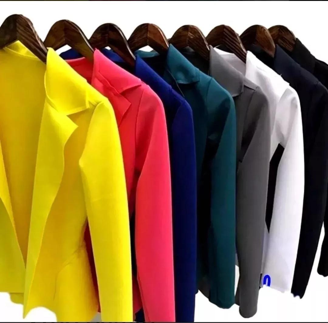 ba10efa997 kit 2 blazer neoprene feminino + 1 colete frete grátis. Carregando zoom.