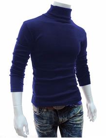 954e39ac10 Blusa Gola Alta Masculina - Calçados