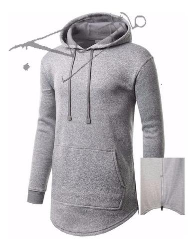 kit 2 blusa masculina oversized swag long line frete grátis