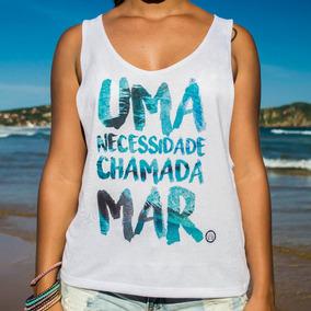 586612cfaa Camiseta Regata Rota Do Mar Tamanho M - Blusas para Feminino em Rio ...
