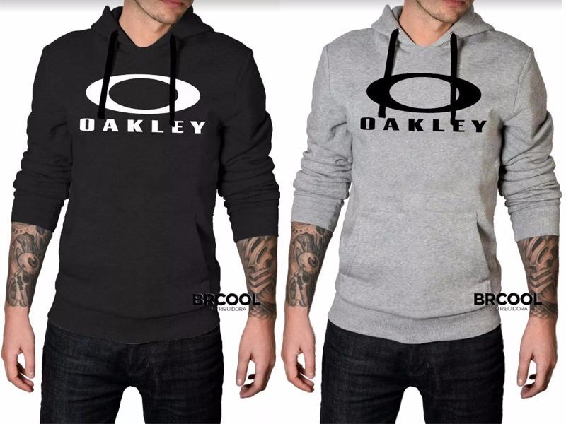 621e8b0d0b Kit 2 Blusas Moletom Oakley Masculino Promoção - R$ 169,00 em ...