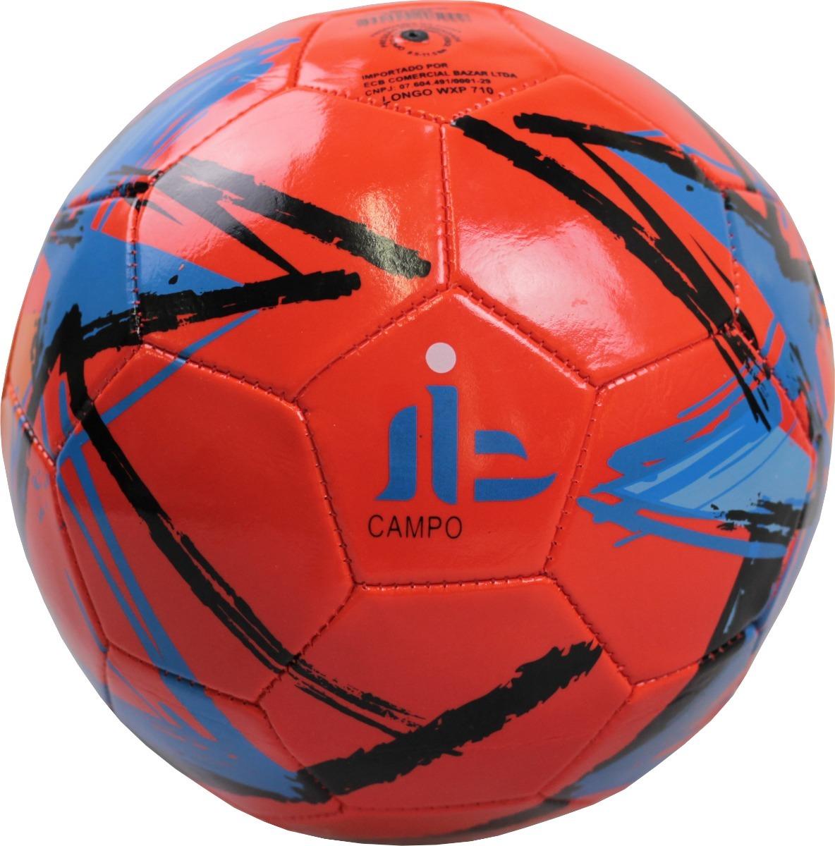 kit 2 bola de futebol de campo de pvc pintada. Carregando zoom. fdf8781702704