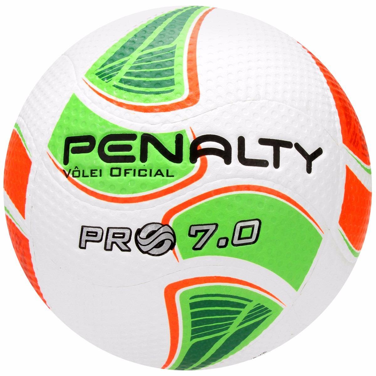 kit 2 bola de vôlei penalty profissional 7.0 oficial. Carregando zoom. b0cb0509d2bf8