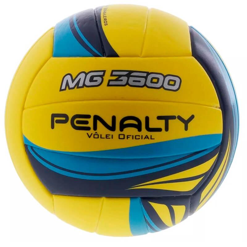 kit 2 bola de volei mg 3600 penalty oficial - frete grátis. Carregando zoom. 1fa348a7b1494